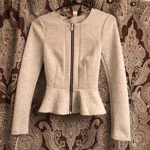 Divided by H&M jacket grey size 2